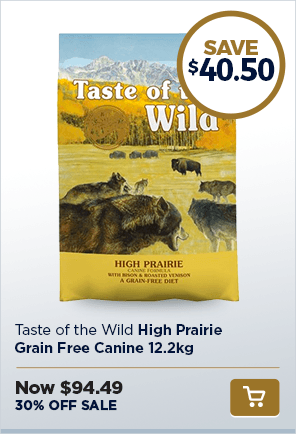 high preairie grain free