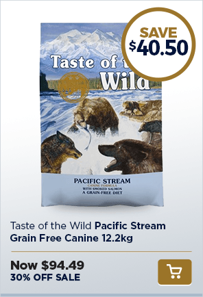 Pacific Stream Grain Free