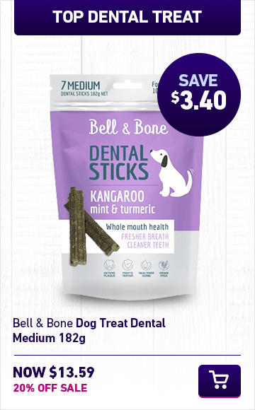 Bell&Bone Dog Treat Dental