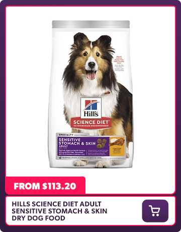 HILLS SCIENCE DIET ADULT SENSITIVE STOMACH AND SKIN DRY DOG FOOD 12KG