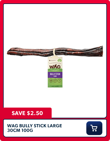 Wag Bully Stick Large 30cm