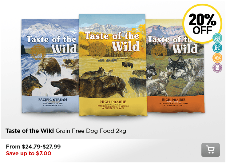 Taste of the Wild Dog