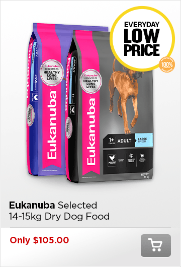 Eukanuba Selected Dry