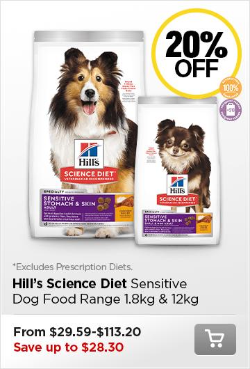 Science Diet Dog