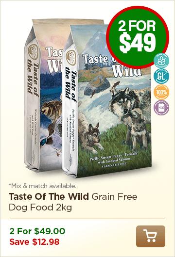 Tast of the Wild Dog