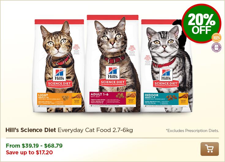 Sciecne Diet Feline