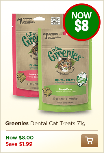 Greenies Feline