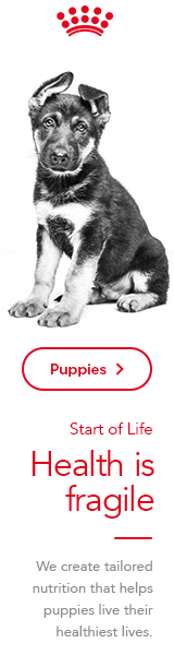 Royal Canin Puppy Side