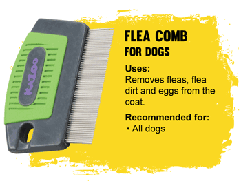 Grooming Flea comb for dogs
