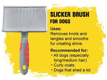 Grooming Slicker brush for dogs