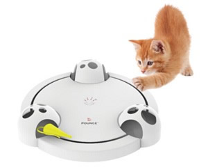Best Toys For Indoor Cats - Frolicat Pounce Cat Toy