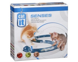 Best Toys For Indoor Cats - Catit Senses Play Circuit