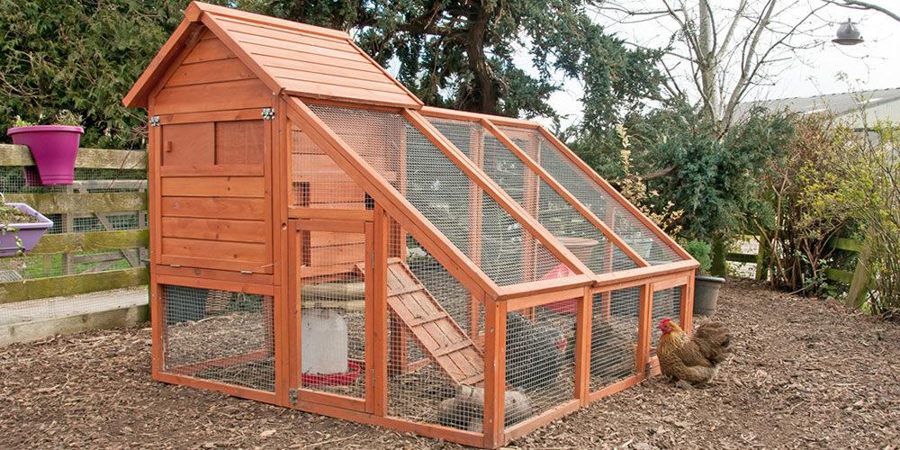 My Pet Warehouse Chicken Coop