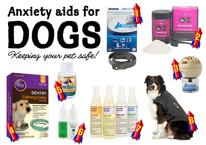anxiety aids for dogs