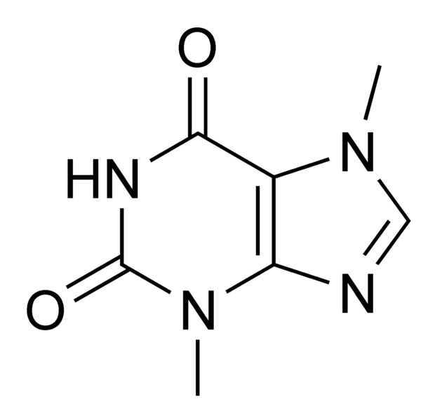 Theobromine symbol