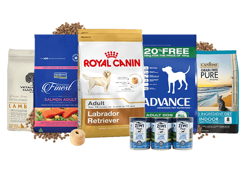 Our Pet food brands