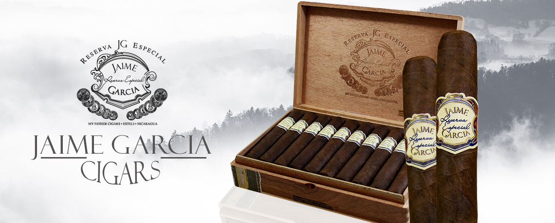 Buy Jaime Garcia Cigars Online! - Corona Cigar Co.