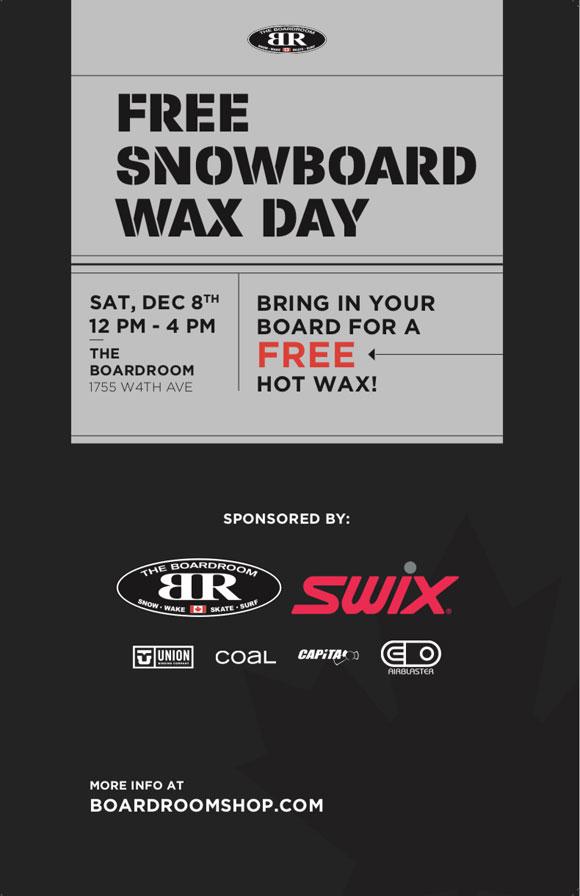 Wax Day