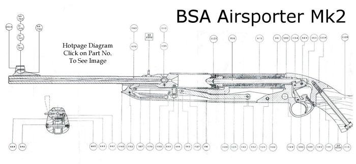BSA Airsporter Mk2