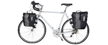 Bike Panniers and Racks