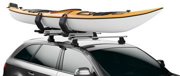 Kayak, canoe, SUP and surfboard carriers