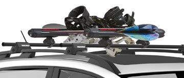 Ski and Snowboard Roof Racks