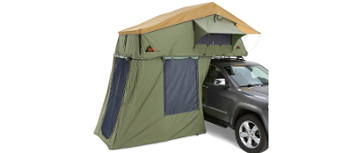 Roof Top Tents from Yakima and Tepui