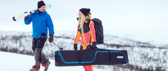 Thule Ski and Snowboard Bags