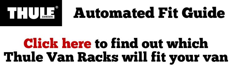 Thule Truck Rack Fit Guide