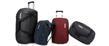 Thule backpacks, duffels, and luggage