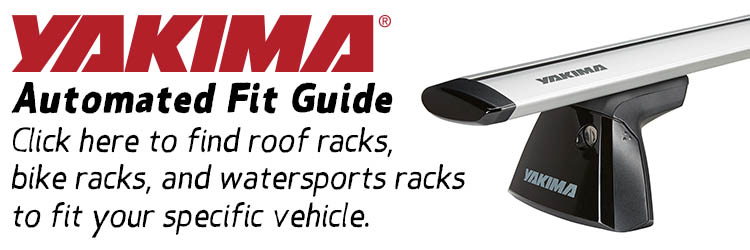 Yakima Automated Fit Guide - Determine which Yakima rack will fit your vehicle