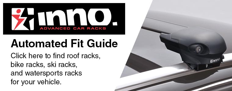 Inno Fit Guide - Determine which Inno roof rack systems will fit on your car, truck, van, or SUV
