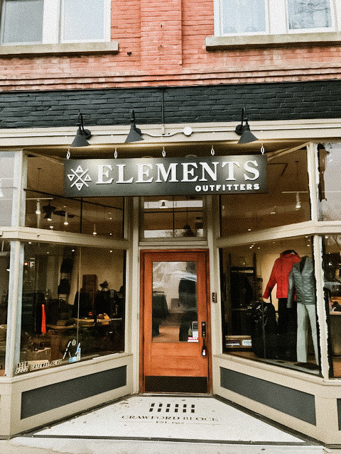 Elements Outfitters Edmonton