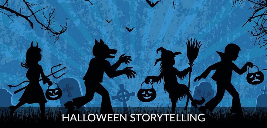 Halloween Stories at Arboretum