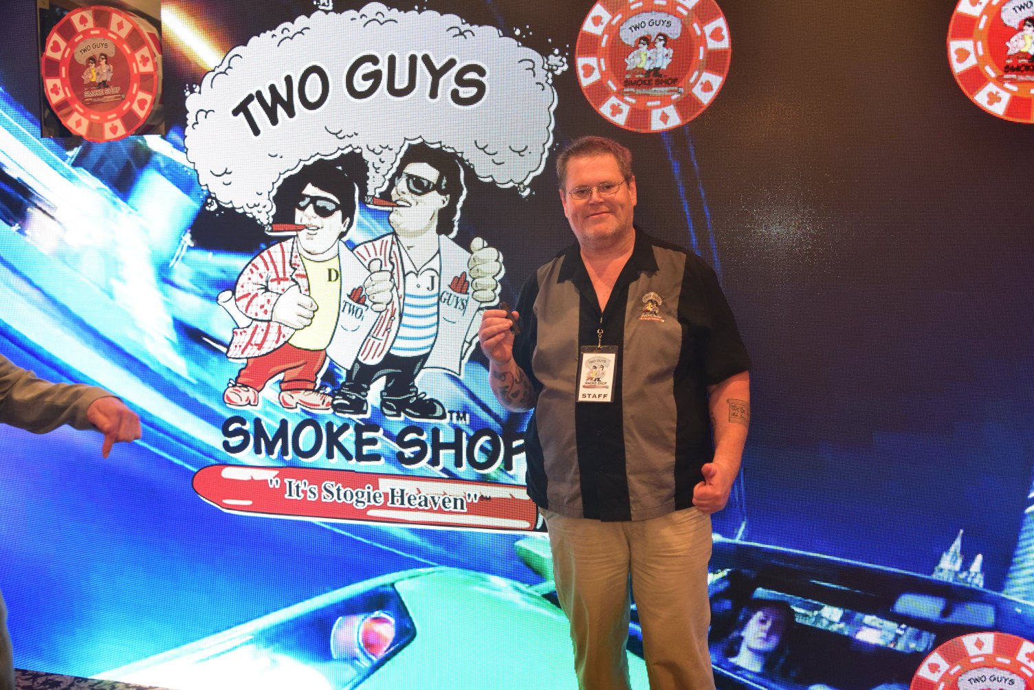 Two Guys Smoke Shop 34th Anniversary