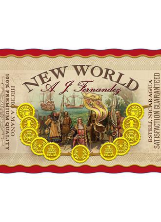 AJ Fernandez New World Oscuro Cigars