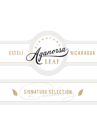Aganorsa Leaf Signature Shade Grown Maduro Cigars