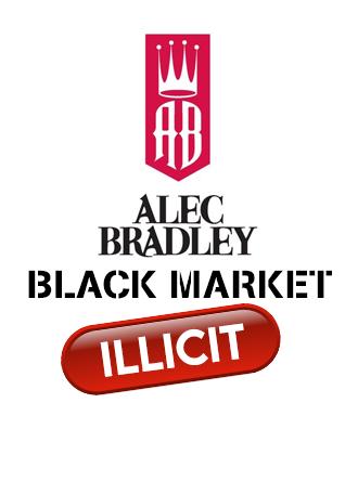 Alec Bradley Black Market Illicit TAA Cigars