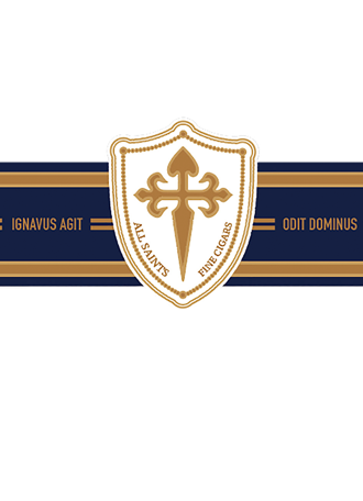 All Saints Cigars Dedication