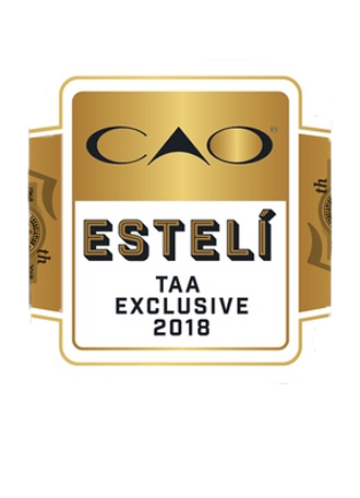 CAO Esteli TAA Exclusive 2018 Cigars