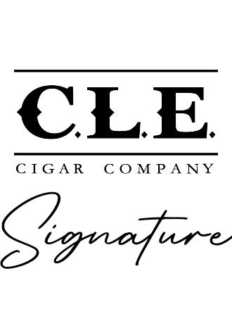 CLE Signature THT-EKE Cigars