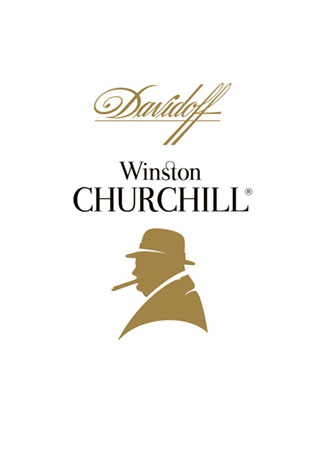 Winston Churchill by Davidoff Cigars