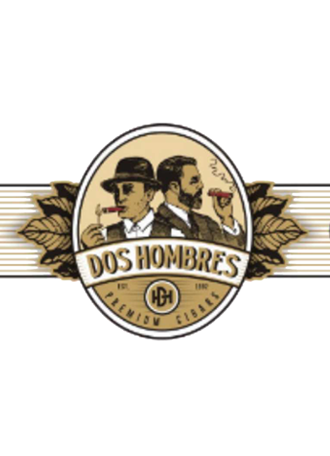 Dos Hombres Cabinet Dominican Cigars