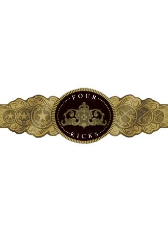 Four Kicks Maduro by Crowned Heads Cigars