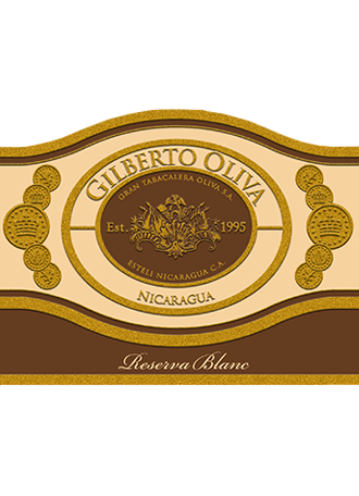 Gilberto Reserva Blanc Cigars
