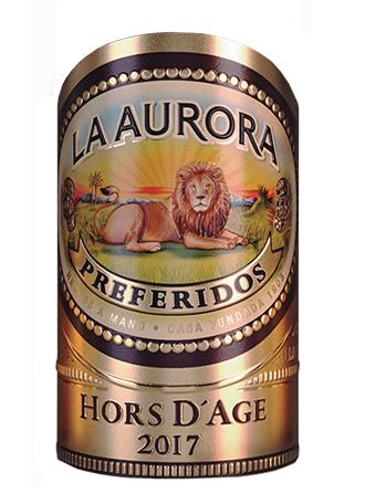 La Aurora Hors d'Age