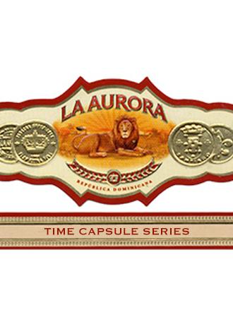 La Aurora Time Capsule Cigars