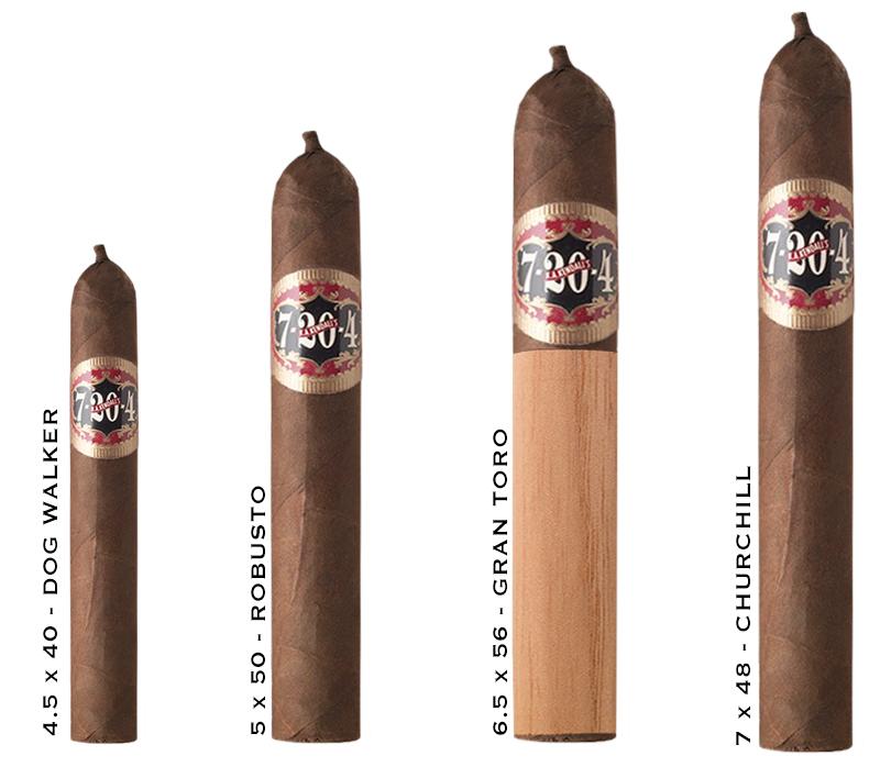Buy 7-20-4 Cigars