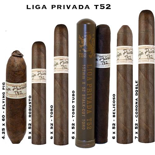 Buy Liga Privada T52