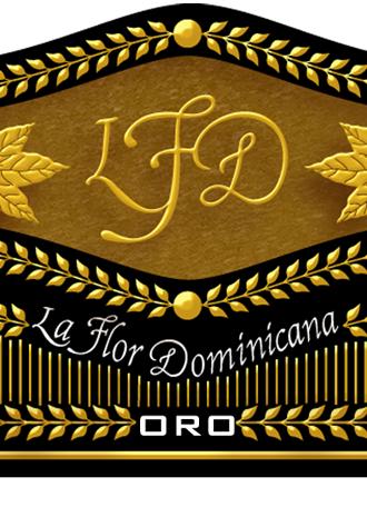 La Flor Dominicana Oro Tubos Cigars